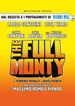 The Full Monty - musical