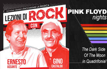 PINK FLOYD NIGHTS - LEZIONI DI ROCK